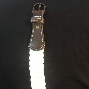 Abercrombie rope belt